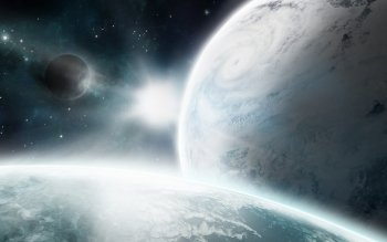Science Fiction - Planet Wallpapers and Backgrounds ID : 375106