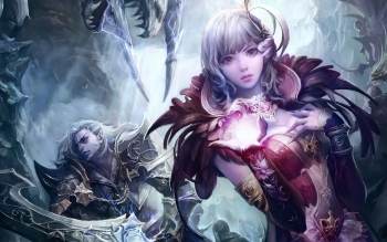 Video Game - Aion Wallpapers and Backgrounds ID : 375392