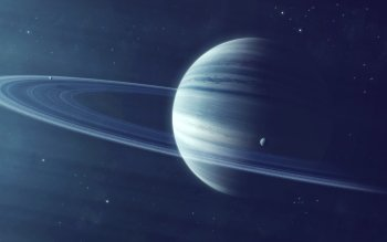 Sci Fi - Planetary Ring Wallpapers and Backgrounds ID : 375558