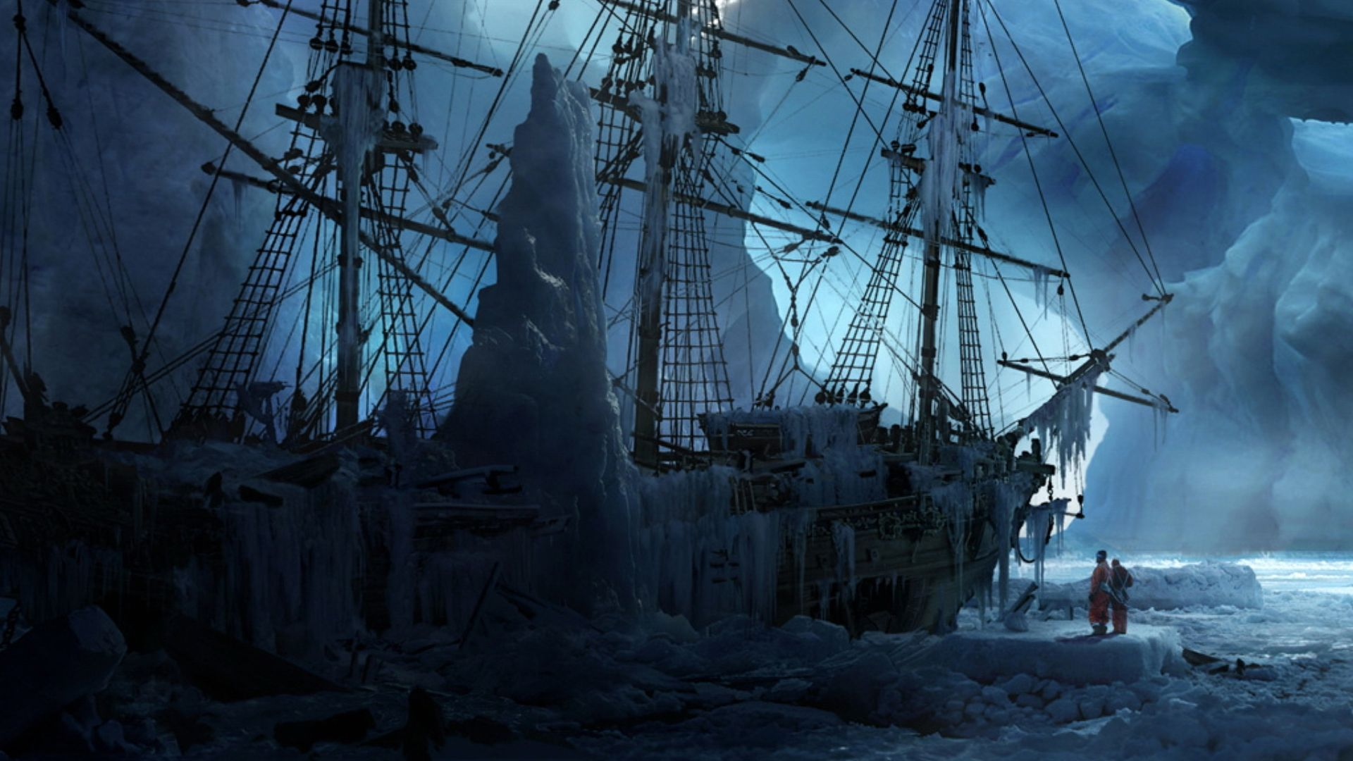 Ship Full HD Wallpaper and Background 1920x1080 ID376415