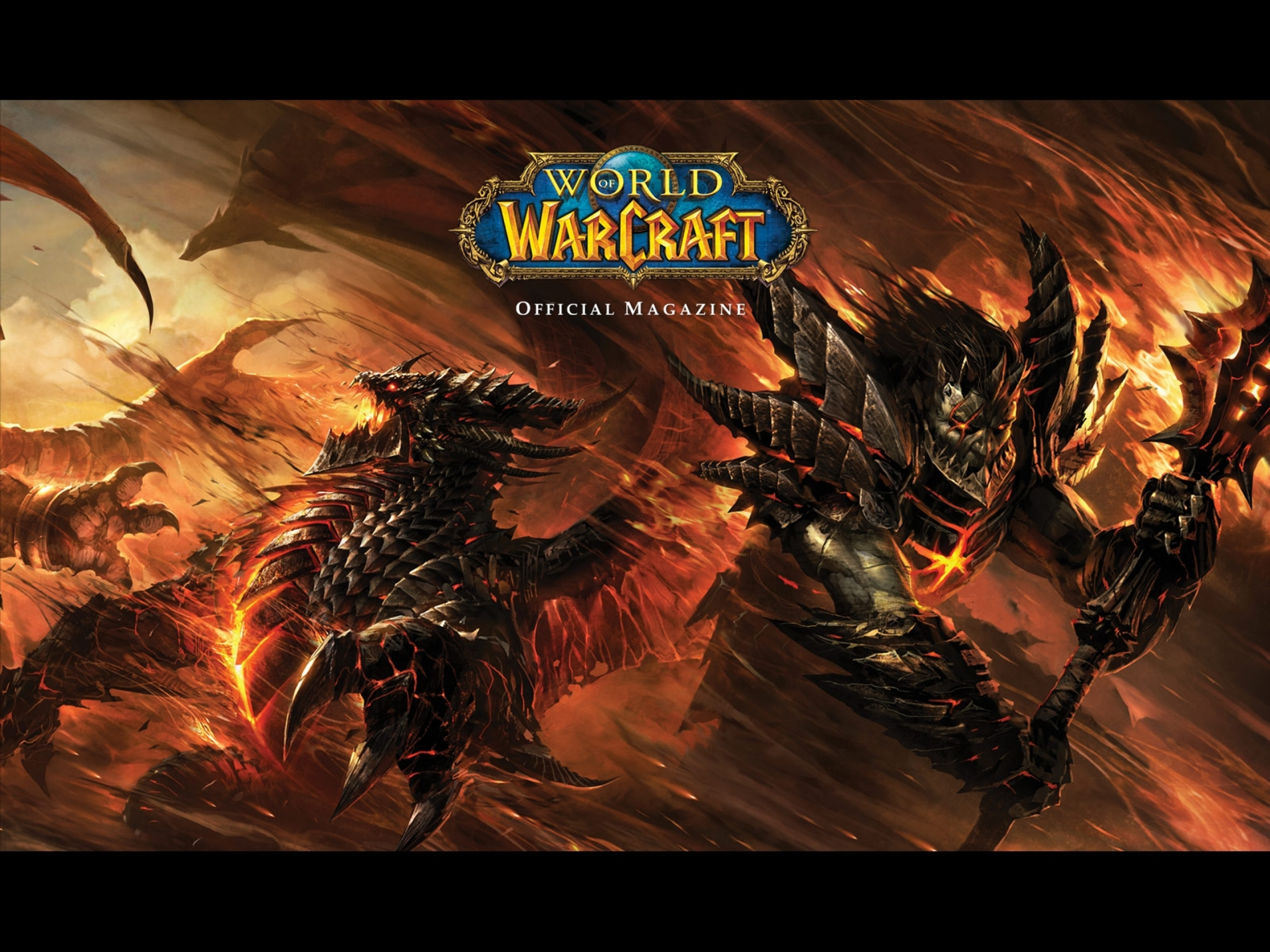World Of Warcraft Hd Wallpaper Background Image 2560x1920 Id