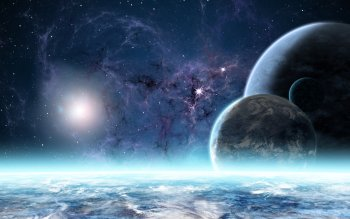 Sciencefiction - Planetscape Wallpapers and Backgrounds ID : 376375