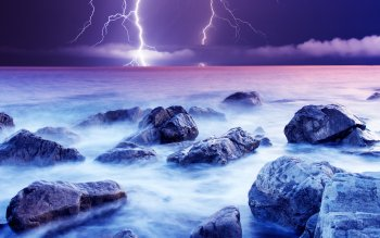 Photography - Lightning Wallpapers and Backgrounds ID : 376538