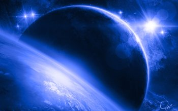 Sci Fi - Planet Rise Wallpapers and Backgrounds ID : 376870