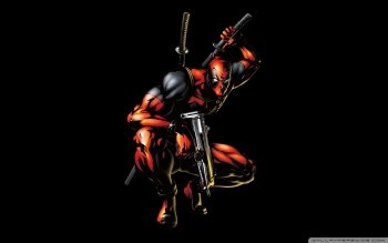 Comics - Deadpool Wallpapers and Backgrounds ID : 377084