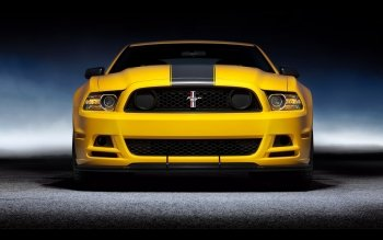 Транспортные Средства - 2013 Ford Mustang Boss 302 Wallpapers and Backgrounds ID : 377339