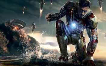 Movie - Iron Man 3 Wallpapers and Backgrounds ID : 377609