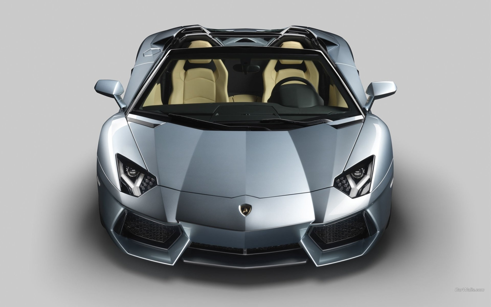 Vehicles - Lamborghini Aventador LP 700-4  Silver Car Vehicle Car Supercar Lamborghini Lamborghini Aventador Lamborghini Aventador LP700-4 Wallpaper