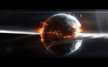 Sci Fi - Explosion Wallpapers and Backgrounds ID : 378335