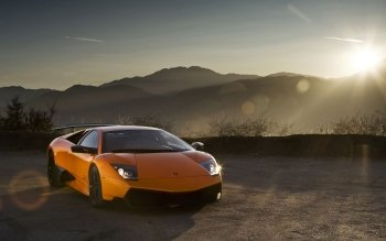 Vehicles - Lamborghini Murcielago Wallpapers and Backgrounds ID : 378431