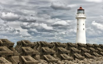 Man Made - Lighthouse Wallpapers and Backgrounds ID : 378572