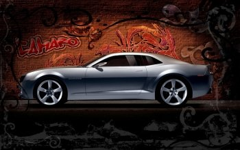 Vehicles - Chevrolet Camaro Wallpapers and Backgrounds ID : 378820