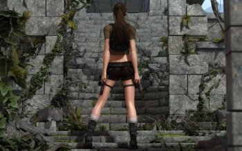 Videojuego - Tomb Raider Wallpapers and Backgrounds ID : 378846