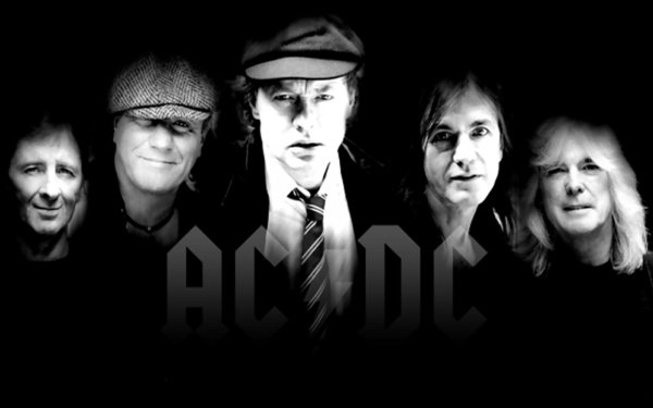 Music AC/DC Band (Music) Australia Angus Young HD Wallpaper | Background Image