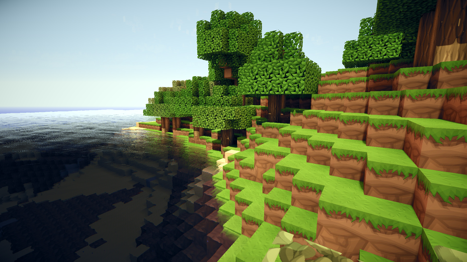 Minecraft Hd Wallpaper Background Image 1920x1080 Id
