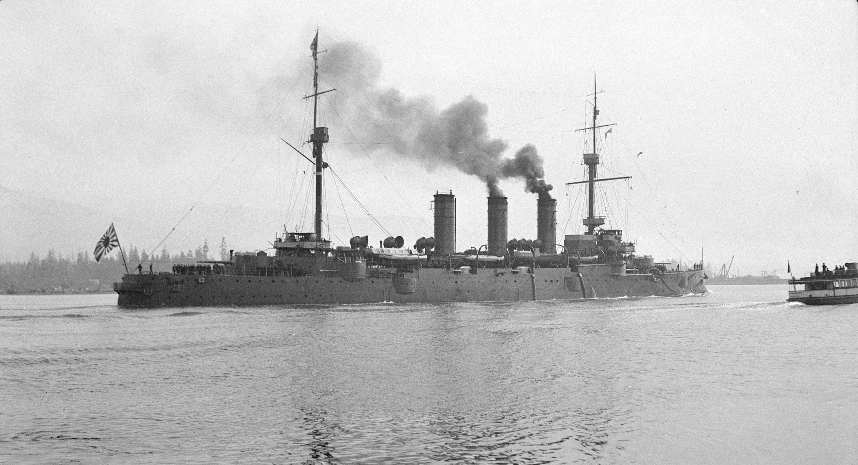 Yakumo Japan  City new picture : ... Collection Navires De Guerre Croiseur Japanese Cruiser Yakumo 380370