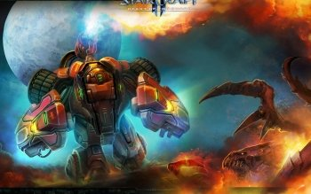 Video Game - StarCraft II: Heart Of The Swarm Wallpapers and Backgrounds ID : 380335