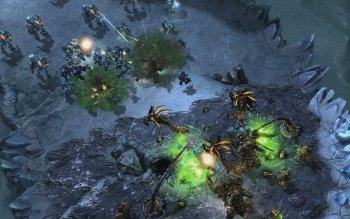 Video Game - StarCraft II: Heart Of The Swarm Wallpapers and Backgrounds ID : 380336