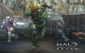 Video Game - Halo: Reach Wallpapers and Backgrounds ID : 380726
