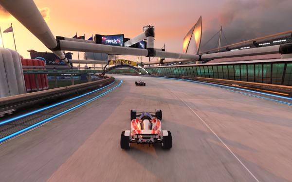 Video Game TrackMania 2 Stadium HD Wallpaper   Background Image