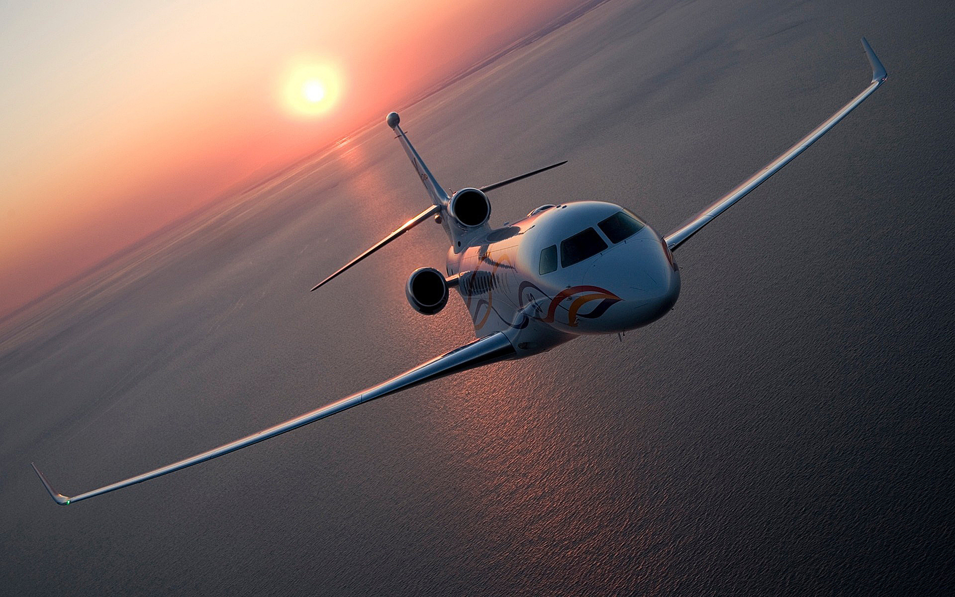 1 Dassault Falcon 7X HD Wallpapers | Backgrounds ...