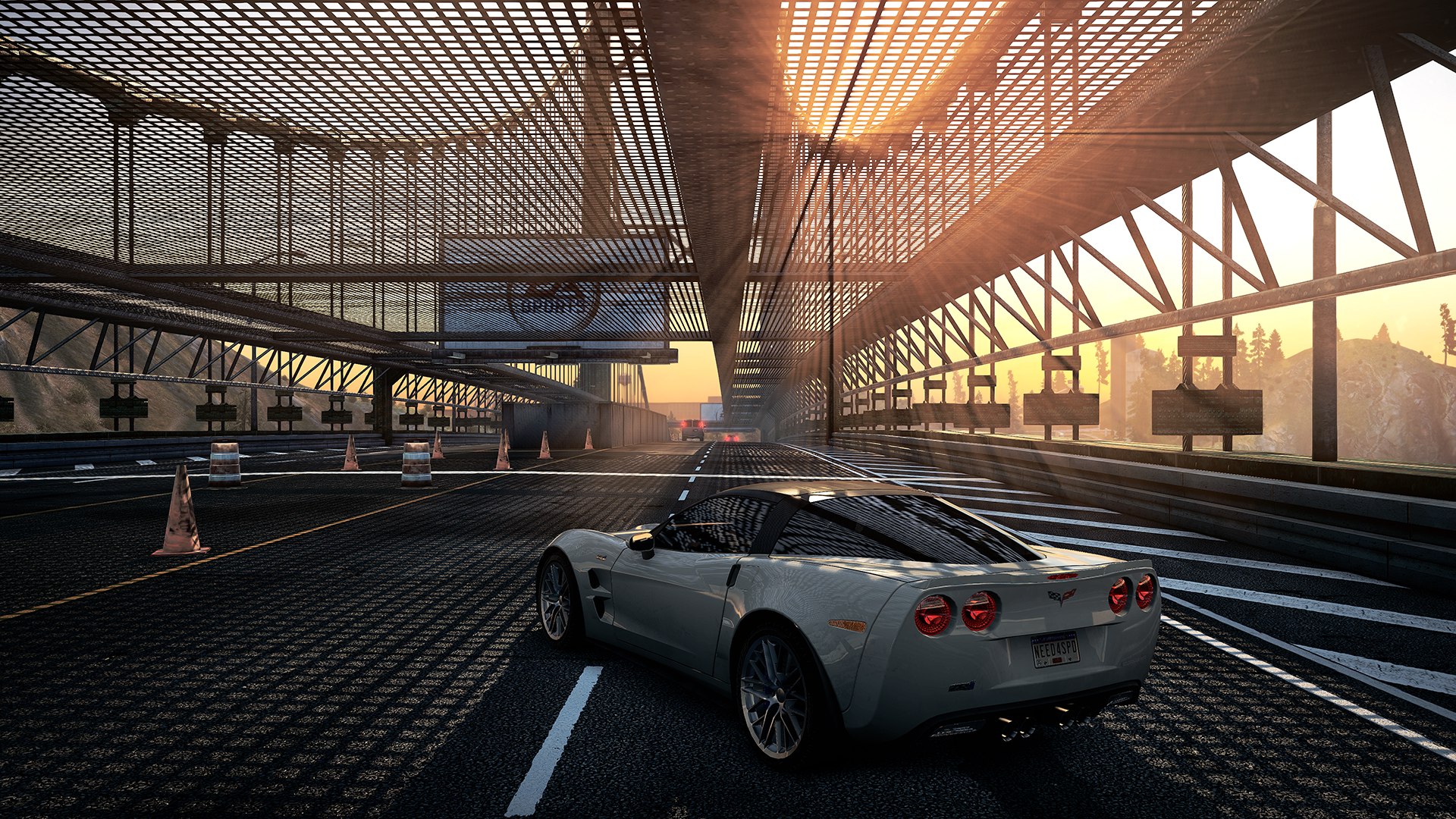 need for speed: most wanted full hd wallpaper and background image