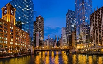 Man Made - Chicago Wallpapers and Backgrounds ID : 381363