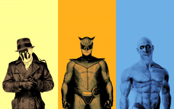 Comics - Watchmen Wallpapers and Backgrounds ID : 381936