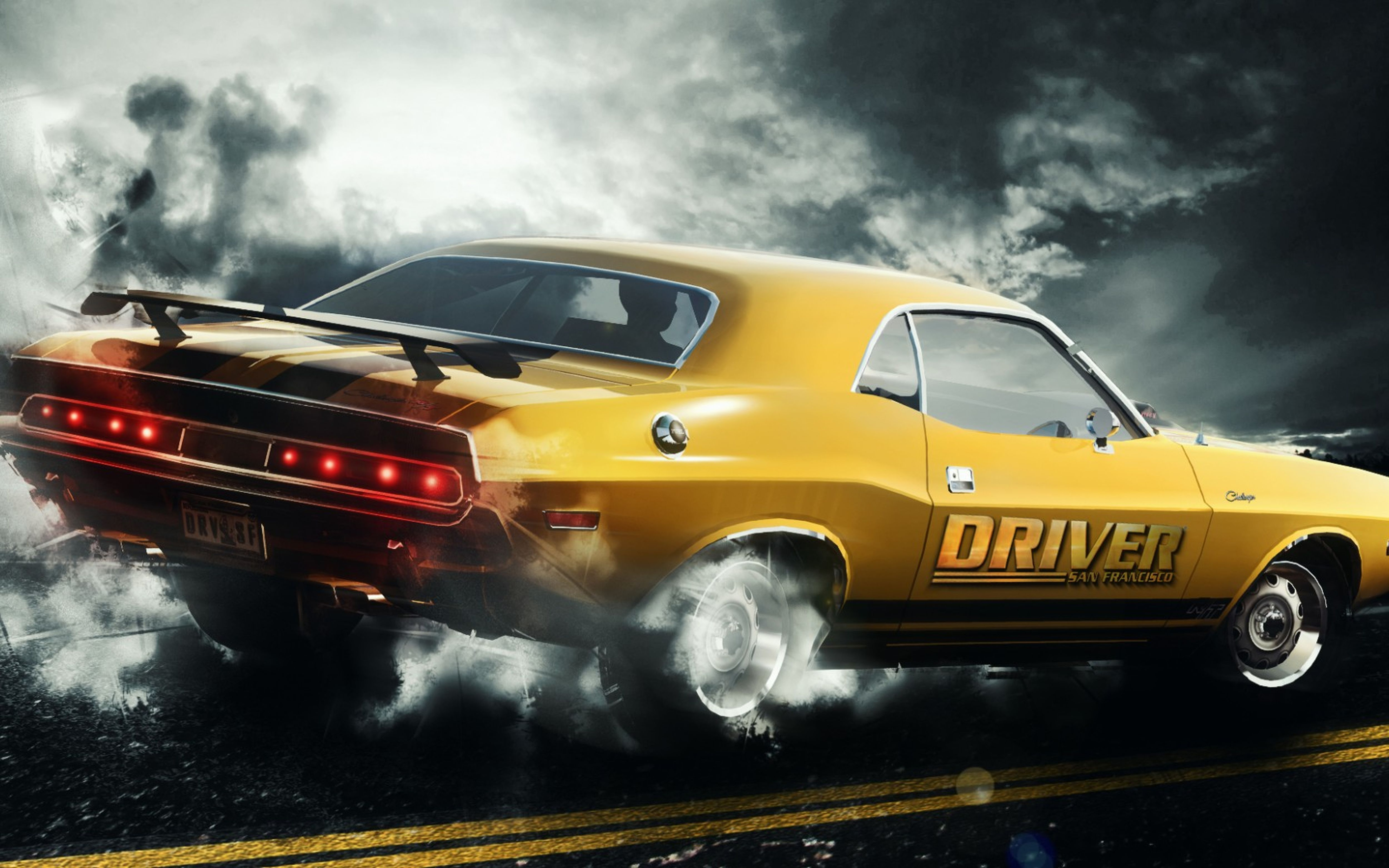 Driver San Francisco 4k Ultra Hd Wallpaper And Background
