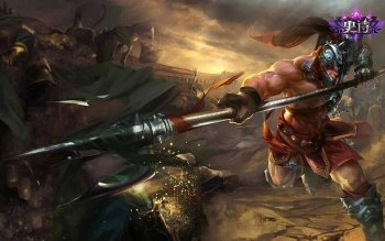 Video Game - League Of Legends Wallpapers and Backgrounds ID : 382212