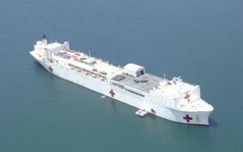 Militar - USNS Comfort (T-AH-20) Wallpapers and Backgrounds ID : 382941