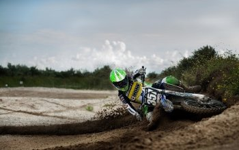 Sports - Motocross Wallpapers and Backgrounds ID : 383093