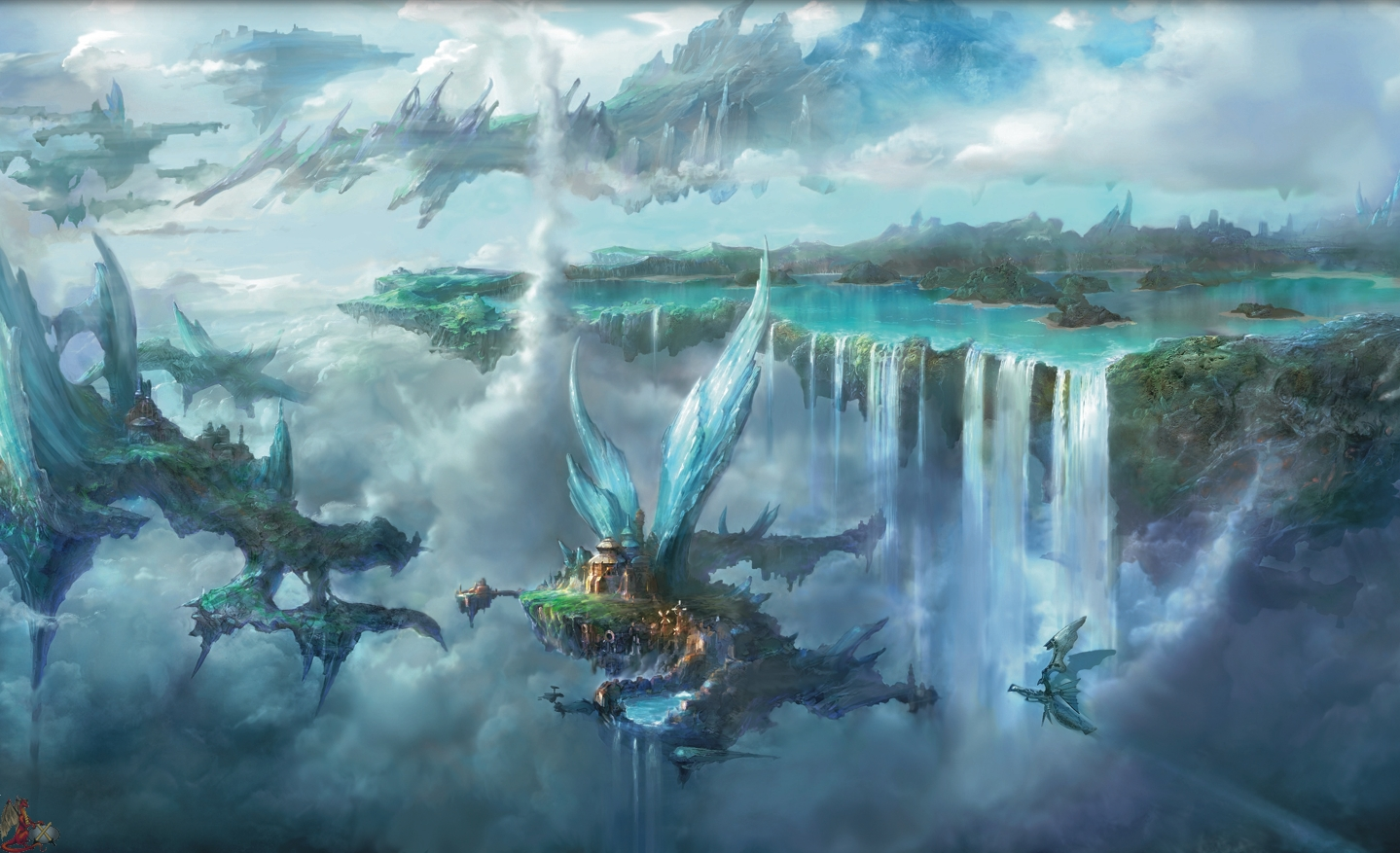 final fantasy xii wallpaper and background image | 1439x877 | id