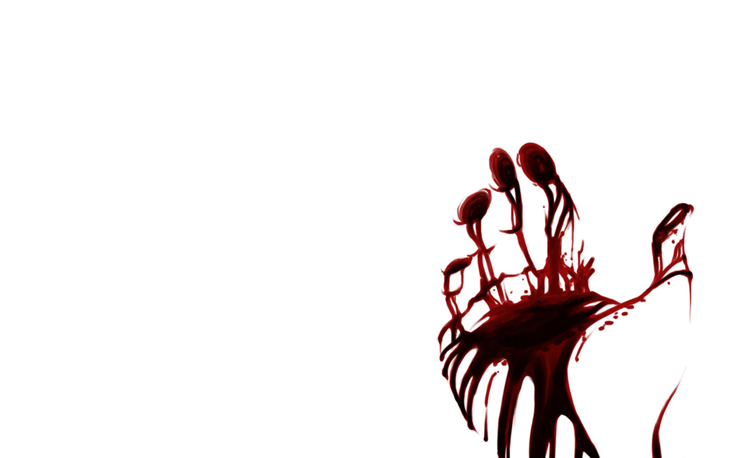 blood wallpaper and background image | 1440x900 | id:384138