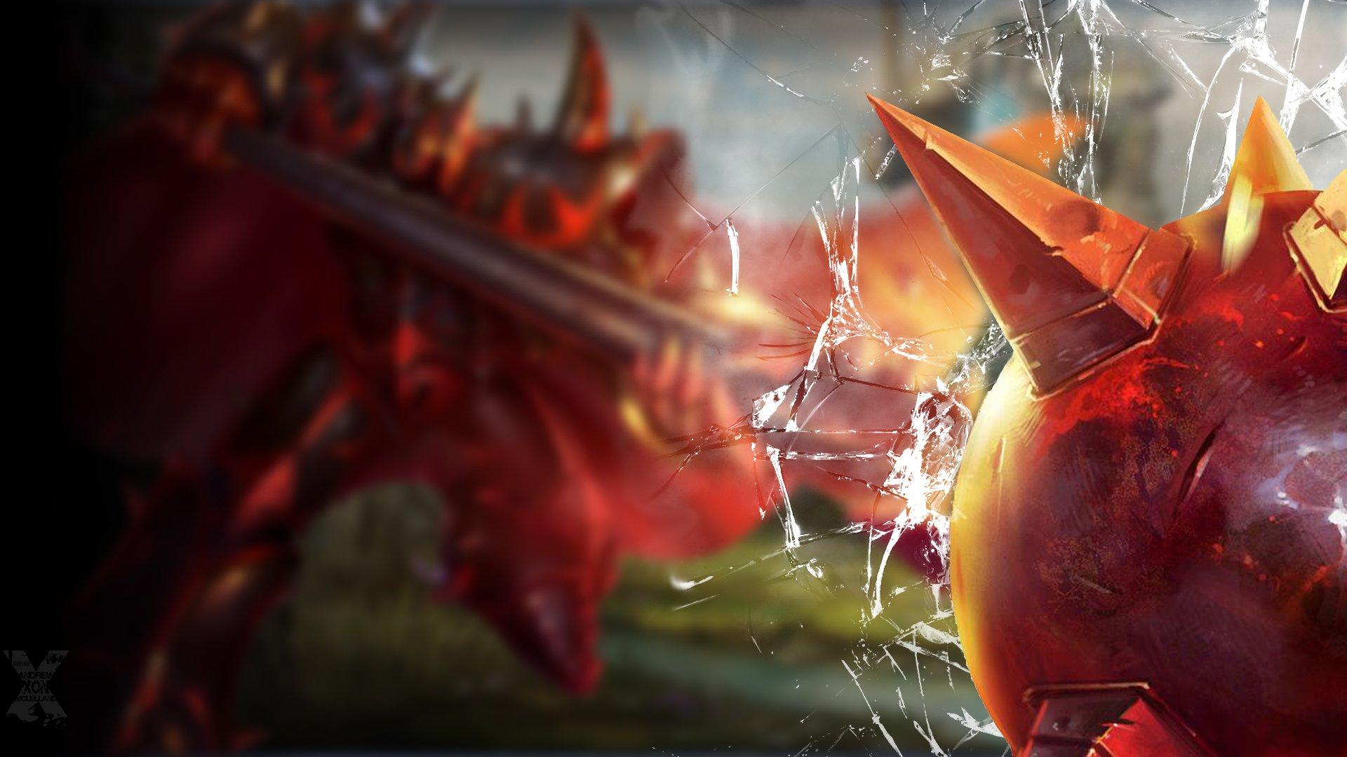 Video Game - League Of Legends  Mordekaiser (League Of Legends) Wallpaper