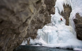Sport - Ice Climbing Wallpapers and Backgrounds ID : 384000