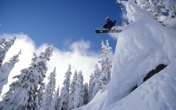 Deporte - Snowboarding Wallpapers and Backgrounds ID : 384436