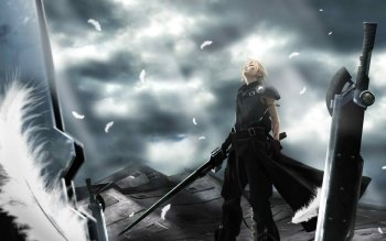 96 Final Fantasy Vii Hd Wallpapers Background Images Wallpaper Abyss