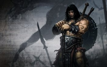 Fantasy - Warrior Wallpapers and Backgrounds ID : 384700
