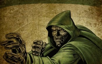 Fumetti - Doctor Doom Wallpapers and Backgrounds ID : 384794