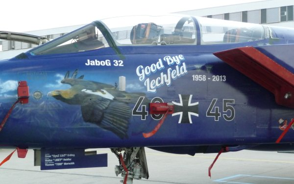Military Panavia Tornado Jet Fighters Last Call Germany Luftwaffe Jabog 32 Bavaria HD Wallpaper | Background Image
