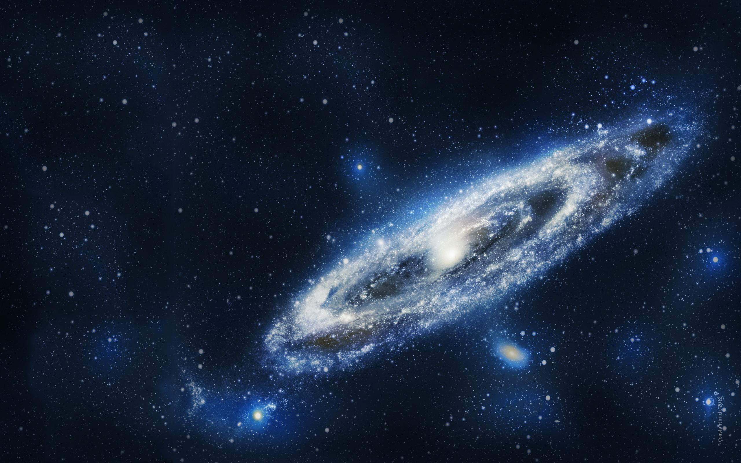 Galaxy HD Wallpaper | Background Image | 2560x1600 | ID ...