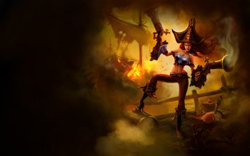 Video Game - League Of Legends Wallpapers and Backgrounds ID : 385580