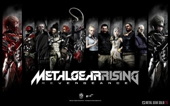 Video Game - Metal Gear Rising: Revengeance Wallpapers and Backgrounds ID : 385851