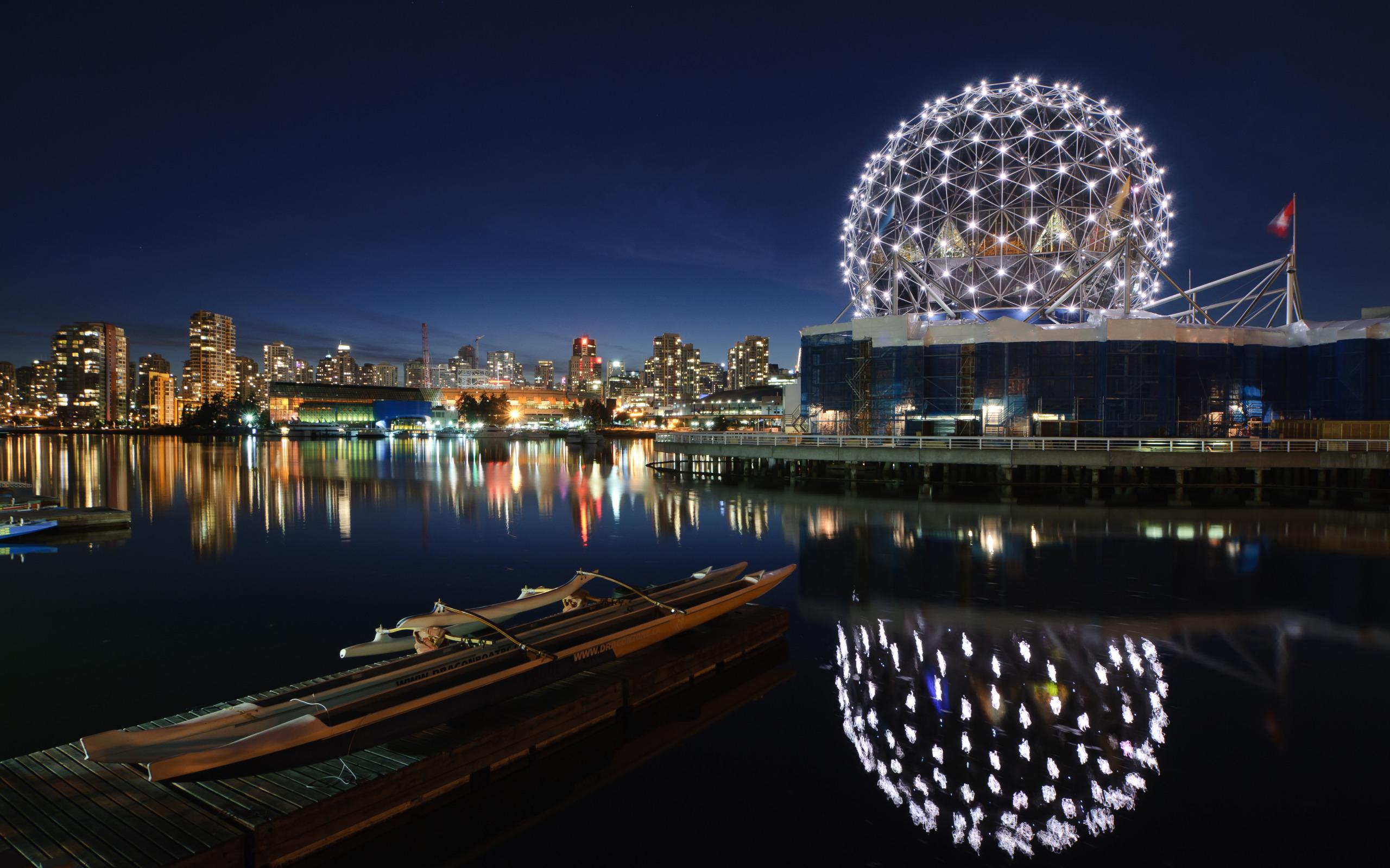 Vancouver HD Wallpaper