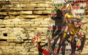 Video Game - League Of Legends Wallpapers and Backgrounds ID : 386198