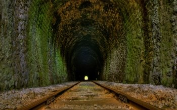 Man Made - Tunnel Wallpapers and Backgrounds ID : 386284