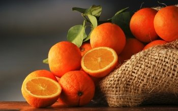 Food - Orange Wallpapers and Backgrounds ID : 386681