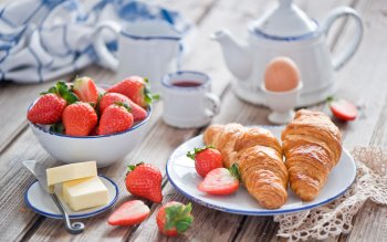 Food - Breakfast Wallpapers and Backgrounds ID : 386696