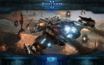 Video Game - Starcraft II: Wings Of Liberty Wallpapers and Backgrounds ID : 386904